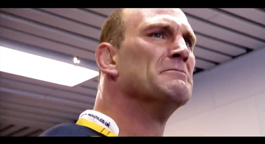 Rousing build up video sees past and current heroes relive the emotion of the Premiership final