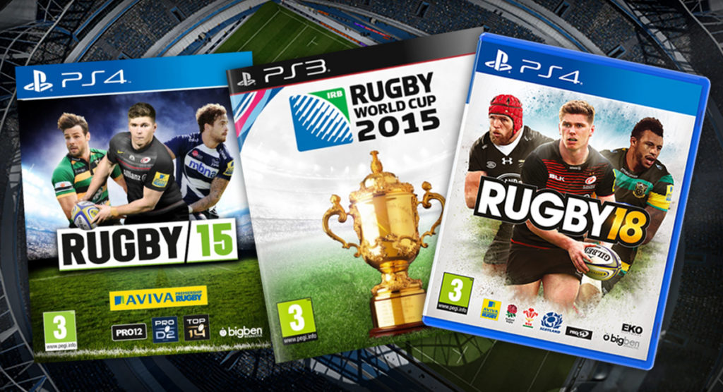 Exciting news for rugby gaming fans as new release is on the horizon