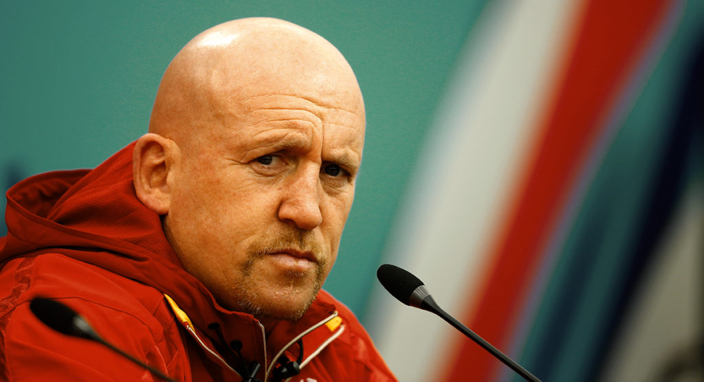 Welsh Rugby Union in the firing line after Shaun Edwards departure confirmation