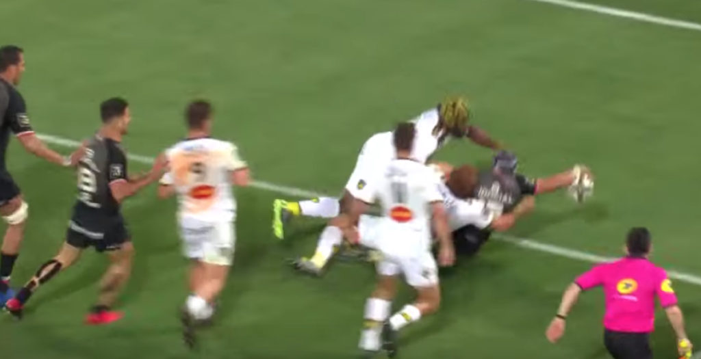 Clinical Cheslin Kolbe try secures Top 14 final for Toulouse