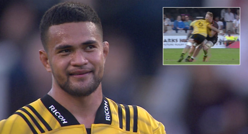 Vaea Fifita cops ban after 'questionable' red card is ruled to be the correct call