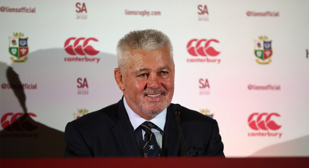 WATCH: Full press conference as Warren Gatland is confirmed as British and Irish Lions 2021 Head Coach | RugbyDump - Rugby News & Videos