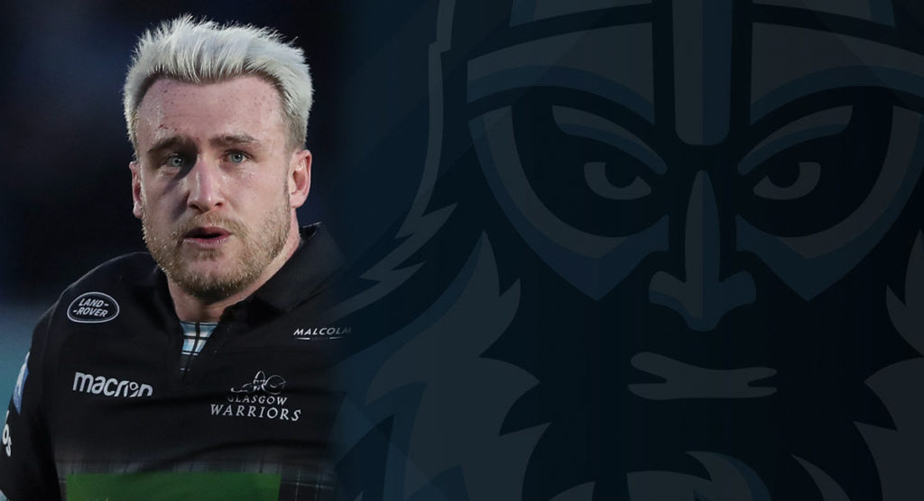 Glasgow Warriors coach compares new badge's mixed response to former player's look