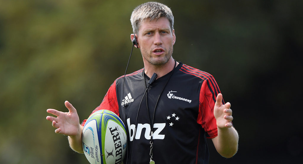 Ronan O'Gara set to leave Crusaders coaching role for another stint in France