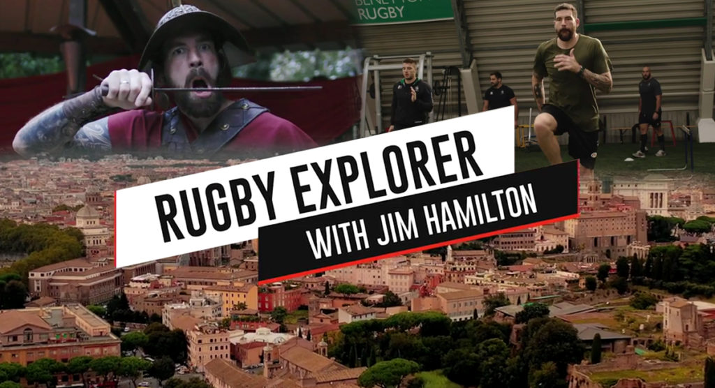 Rugby Explorer with Jim Hamilton - Episode 4: Italy