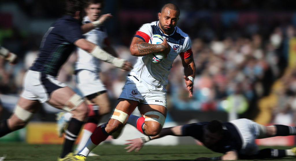 Looking back at the best of hard hitting Samu Manoa as he calls time on his Test career