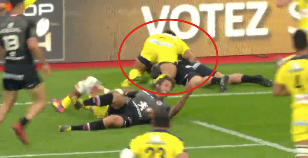 Huge Toeava hit prevents Toulouse try in Top 14 final