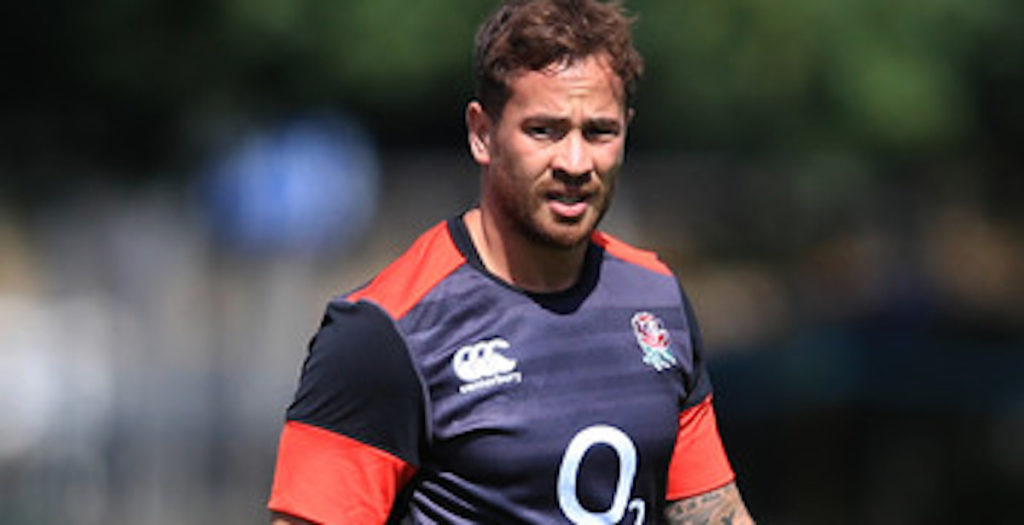 RAGE: Angry fans react to Cipriani omission from England squad
