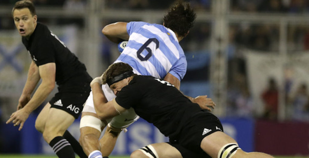 Argentina name 13 Jaguares players to start against the All Blacks