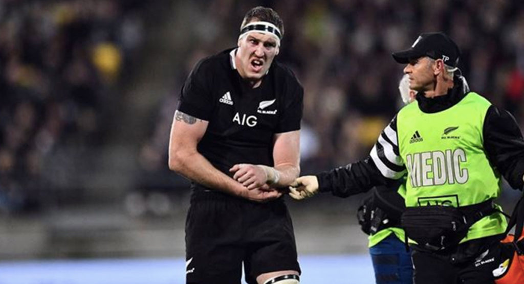 New Zealand World Cup hopes in the balance with Brodie Retallick scare