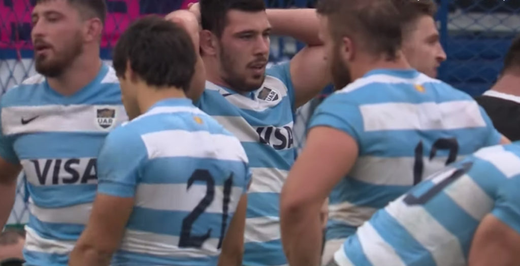 Spirited Argentina fall just short against All Blacks in Buenos Aires