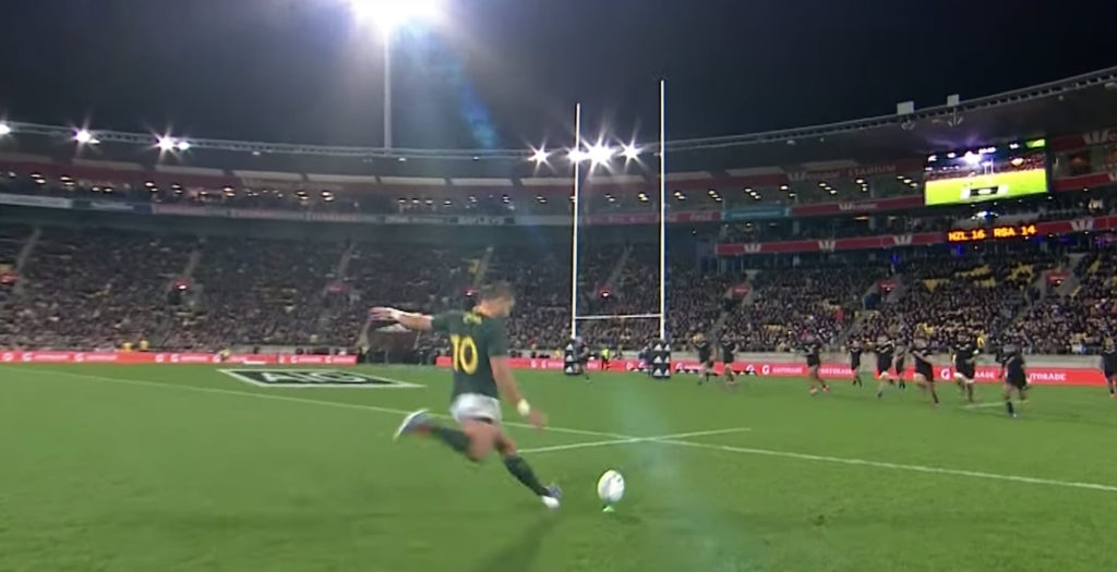 WATCH: Pollard nerves of steel earn draw with All Blacks