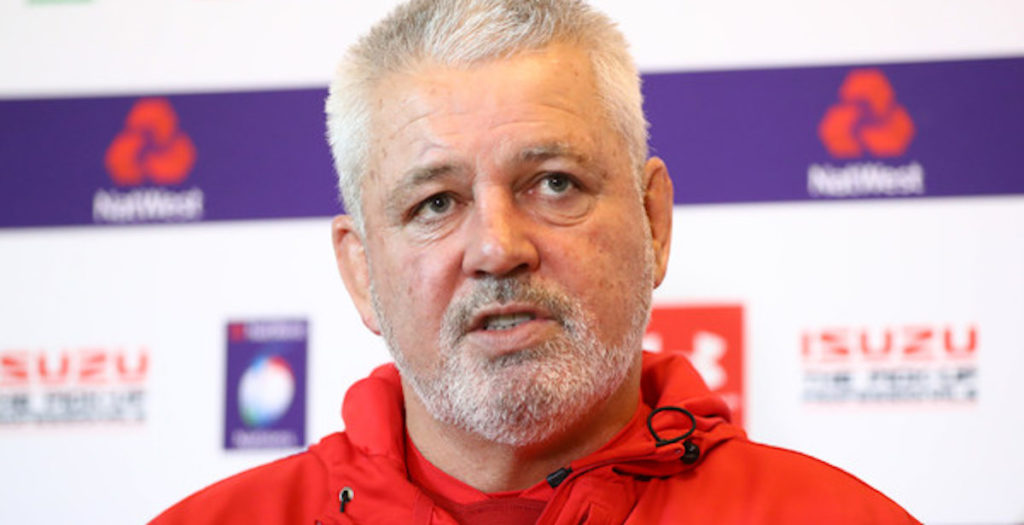 Gatland upset with Jones and Suntory Sungoliath link