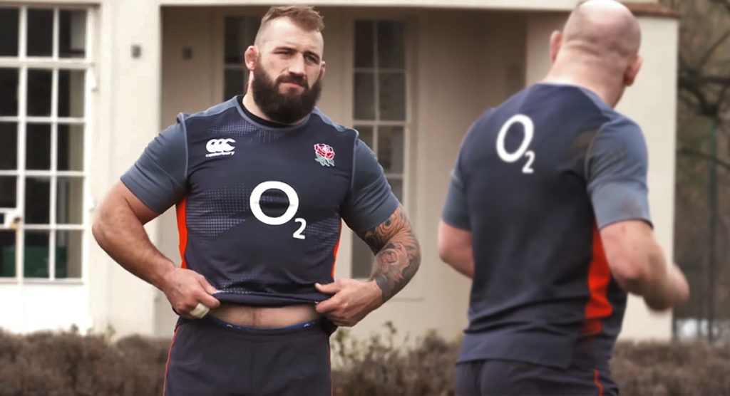 Joe Marler raring to go after coming out of retirement