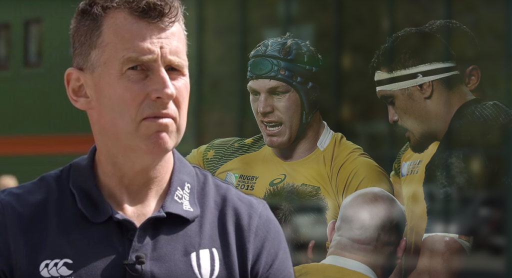 'Those two players in the final will be my lasting memory' - Nigel Owens reveals touching RWC 2015 anecdote