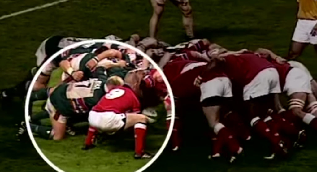 WATCH: Compilation of some of the biggest 'gamesmanship' incidents in rugby