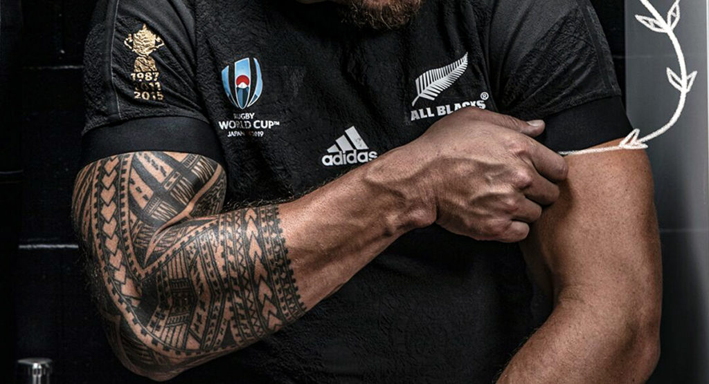New All Blacks RWC 2019 jersey fuses Maori and Japanese culture in lightest design to date