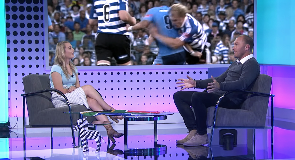 Schalk Burger reflects on THAT tackle on Fourie du Preez ten years ago