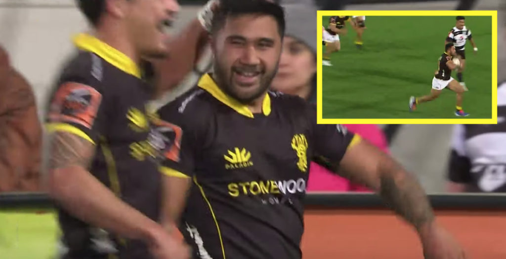 Epic 100 metre try sets up dramatic draw in Mitre 10 Cup