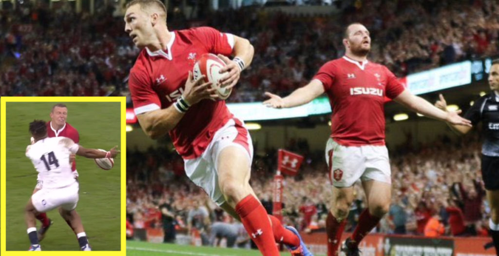 Wales punish Watson before he even reaches the sin bin