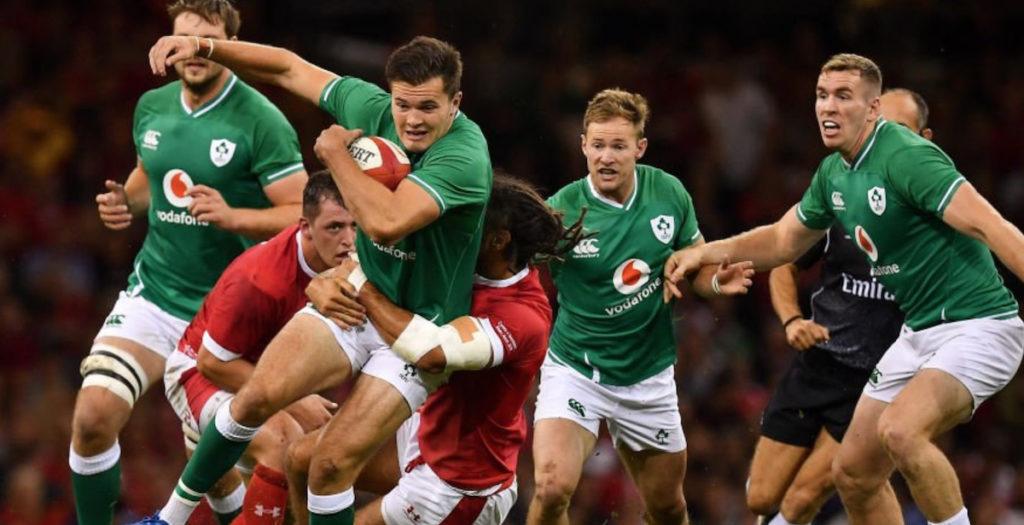 WATCH: Stockdale tries inspire Ireland win in Cardiff
