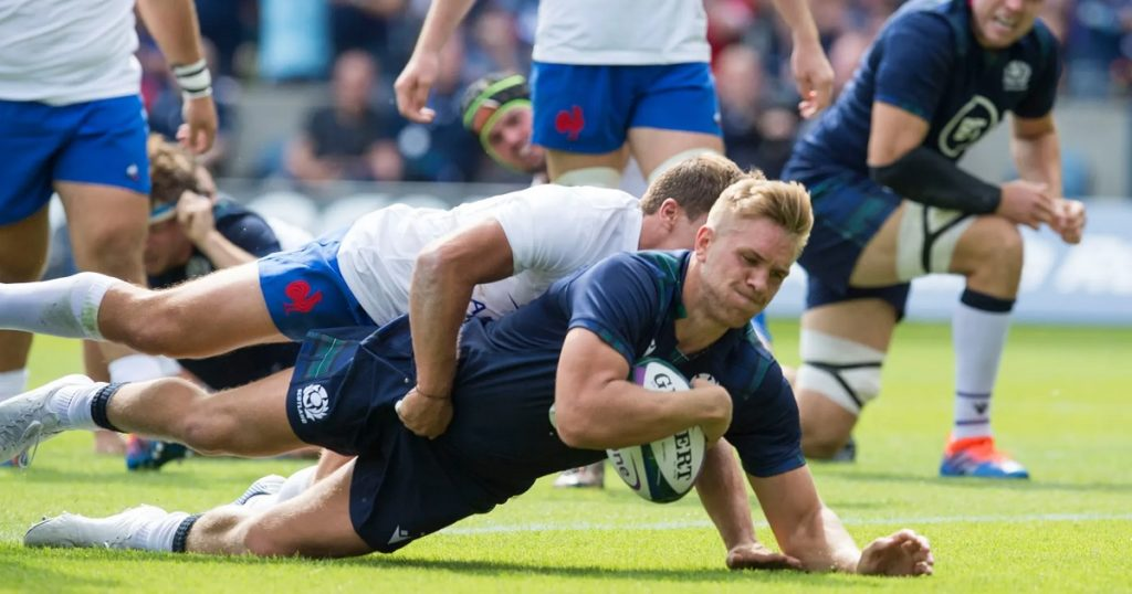 Scotland bounce back with narrow victory over France at Murrayfield