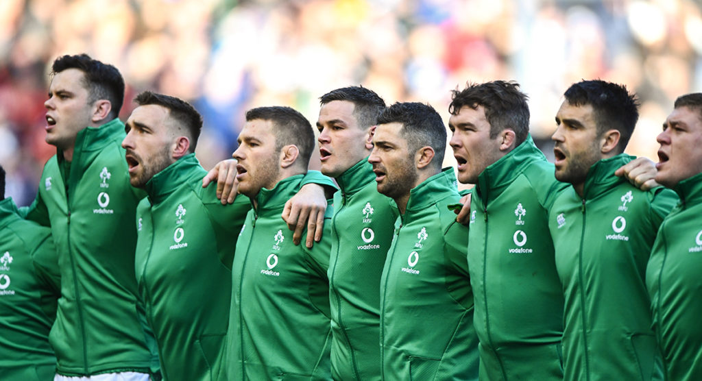 RANKINGS PERMUTATIONS: If Ireland win this weekend, Wales' time at the top will be over