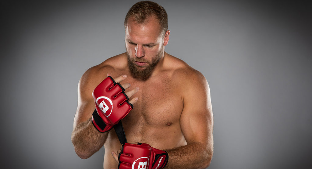Retired James Haskell says hold my beer, signs with leading MMA organisation Bellator