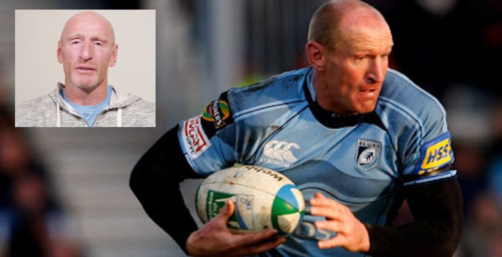 Support floods in for Gareth Thomas after HIV reveal