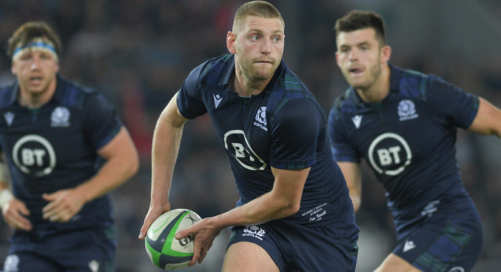 Finn Russell superb as Scotland make history in Tbilisi