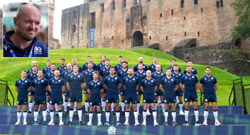 Surprise omissions a sign of depth of Scotland RWC squad