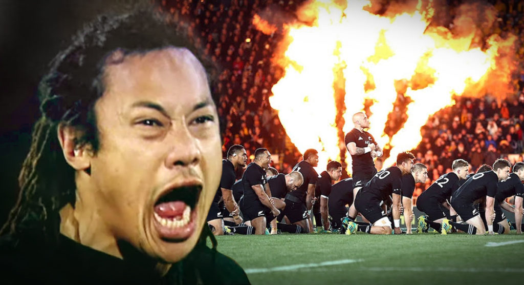 Emotive new video reveals what it's like for All Blacks that have led the Haka