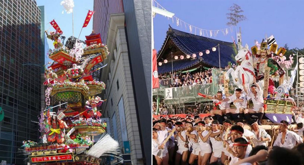 Rugby World Cup guide to Matsuri in Kyushu