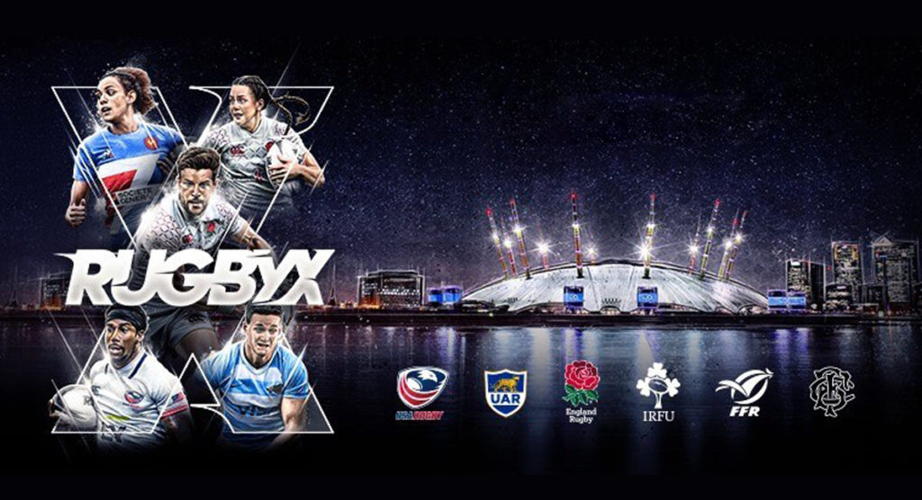 Big nations and players confirmed for launch of new rugby format, RugbyX