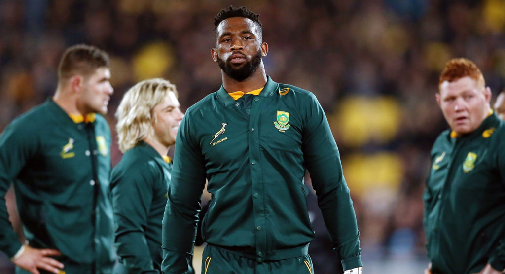 Springboks determined to avoid 'a sequel' by picking strong team to face Japan