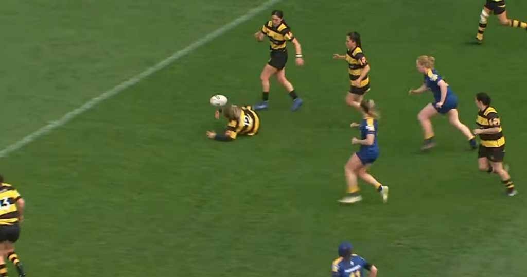 Bouncing ball has mind of it's own as comedy of errors contribute to heavy Taranaki loss
