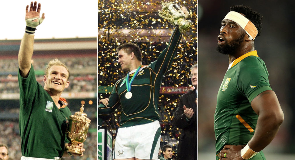 Springboks revival sees them on the brink of becoming most successful Rugby World Cup team