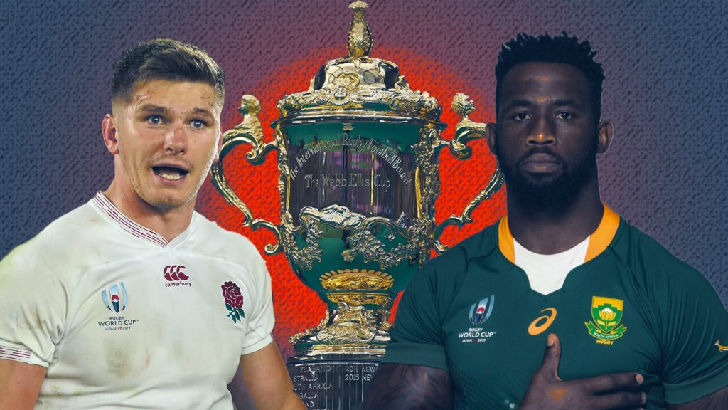 Rugby World Cup Final examined as England seek revenge and South Africa aim to make history