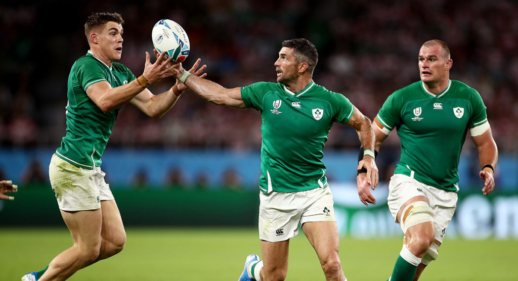 Ireland fans not impressed after error-strewn win over Russia