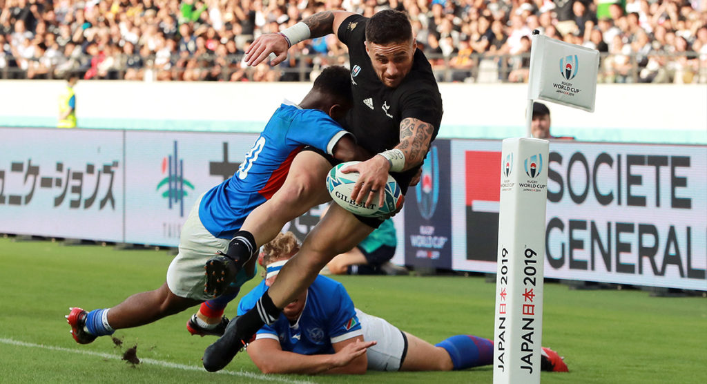 RWC Final yet to be played but this is the shortlist for Try of the Year 2019