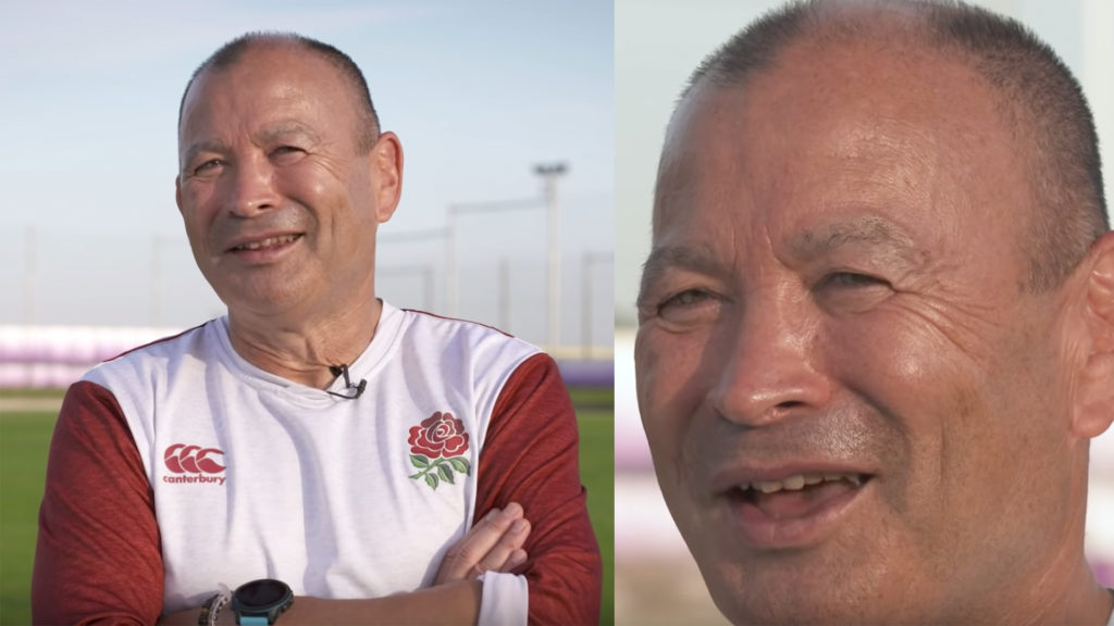 Eddie Jones urges fans to support England at their clubhouses in epic final team announcement