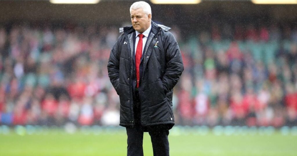 Gatland reveals he had doping suspicions about one of his own players