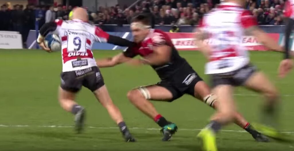 WATCH: Electric Simpson brace vs Toulouse in Champions Cup