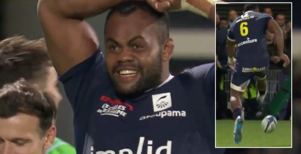 WATCH: Fiji star air shot has commentators laughing out loud