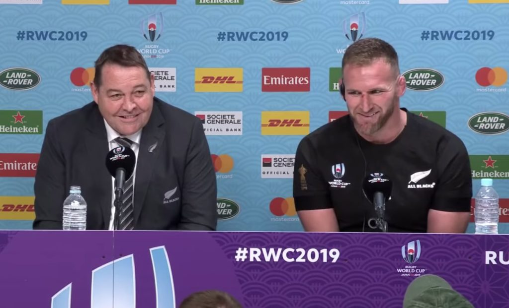 Read and Hansen share one last hilarious bit of risky banter in final press conference