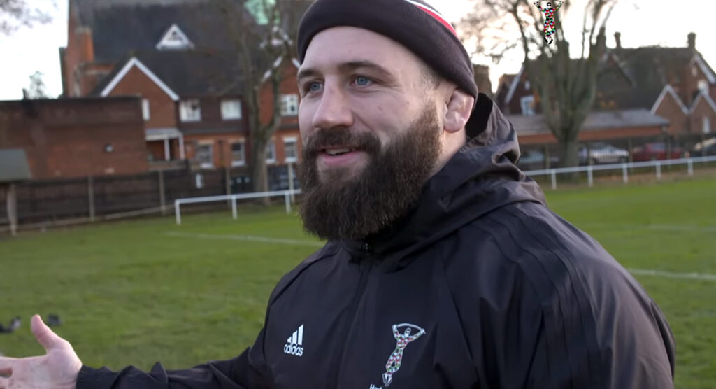 Joe Marler's match preview quickly turns into a hilarious life lesson about an Irish horse