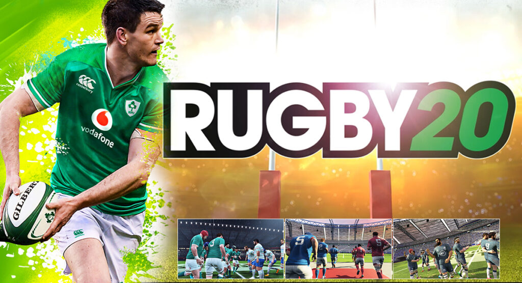 Rugby 20 reveals the full extent of it's official licenses as fans get their pre-orders in