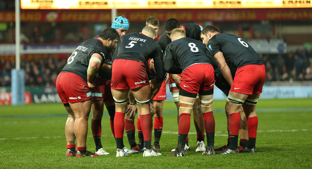OFFICIAL: Saracens go bottom as they choose not to contest the salary cap breach rulings