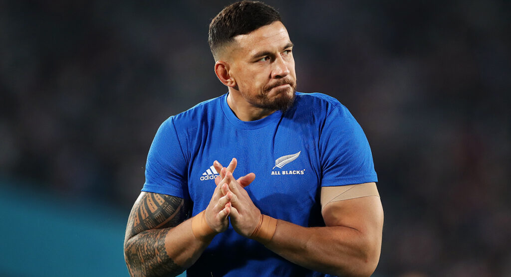Samoa look to swoop on Sonny Bill Williams when lucrative move goes ahead