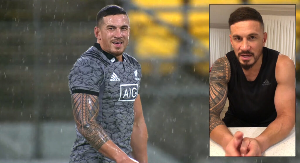 Details of Sonny Bill Williams' deal confirmed while he sends parting message to New Zealand